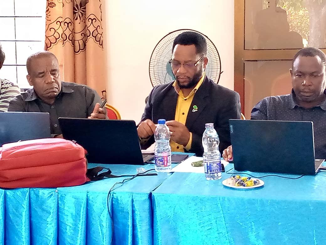 Internal Program Review (IPR) Eastern Zone - Ilonga, Dakawa and Ifakara centres
