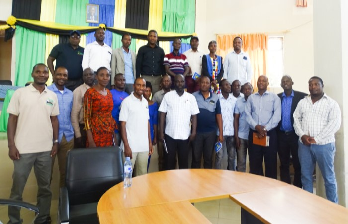 Musoma Region were Benefited from TARI UKIRIGURU training on Good Agricultural Practices of COTTON: